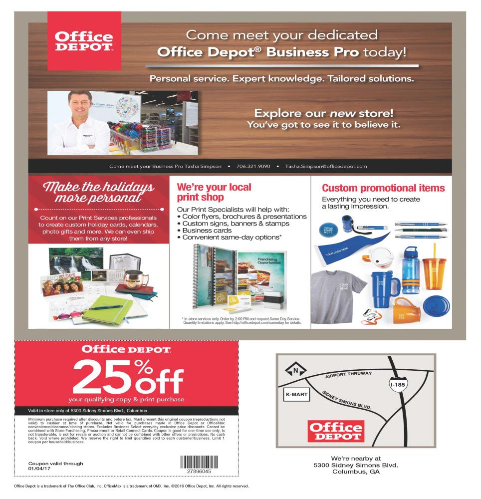 office depot postcard template - office depot holiday cards for business image collections