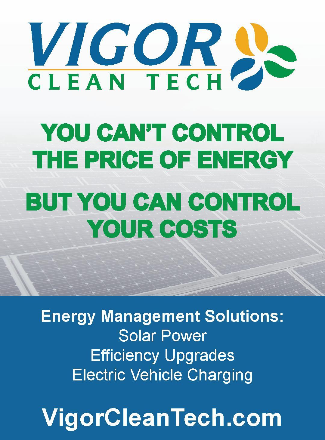 Vigor Clean Tech - Solar Energy Systems & Equipment | Greater ...